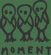 Logo moment